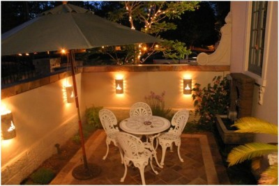 Courtyard Lighting Ideas (11)