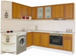 kitchen cabinet design for condo