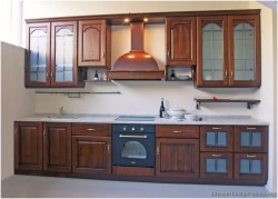 kitchen cabinet design for terrace house