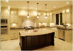 kitchen cabinets design for apartment