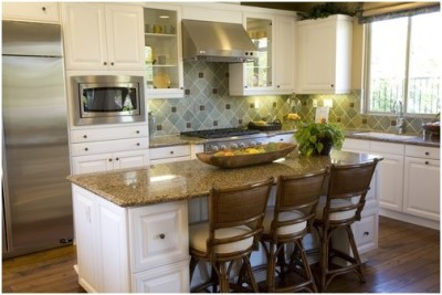 Mobile Kitchen Island Design (3)