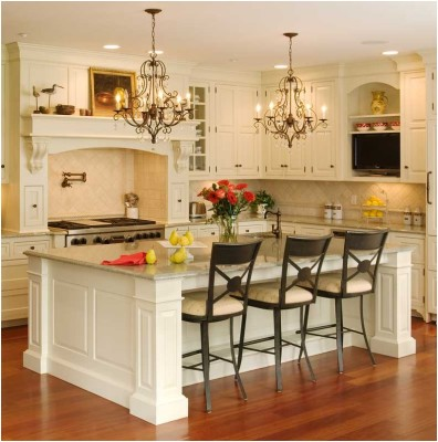 Mobile Kitchen Island Design (22)