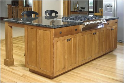 Mobile Kitchen Island Design (12)