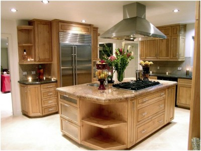 Mobile Kitchen Island Design (10)