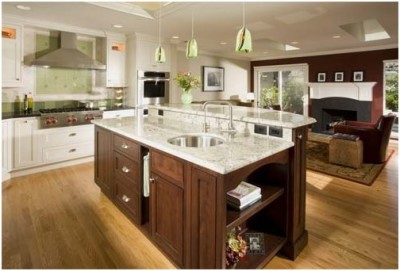 Mobile Kitchen Island Design (9)