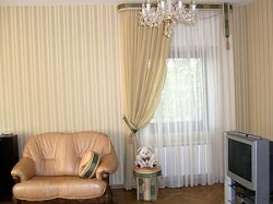Living Room Curtains Decorations Ideas (16)