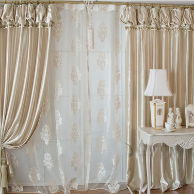 Living Room Curtains Decorations Ideas (11)