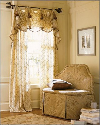 Living Room Curtains Decorations Ideas (7)