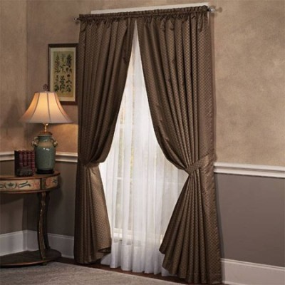 Living Room Curtains Decorations Ideas (5)