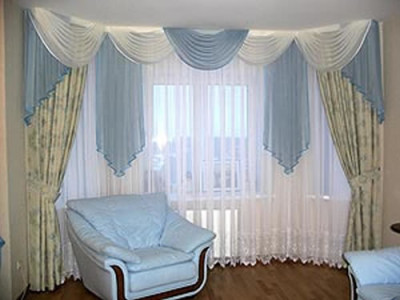 Living Room Curtains Decorations Ideas (1)