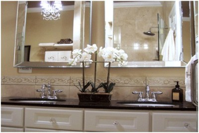 Contemporary Small Bathroom (4)