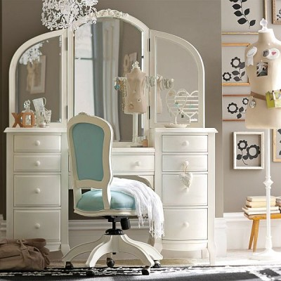 Teenage Girls Bedroom Decorating Ideas (17)