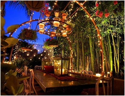Outdoor Dining Room Sets Decoration (9)