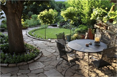 Outdoor Dining Room Sets Decoration (8)