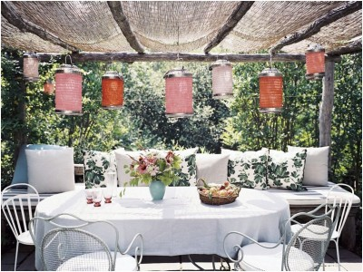 Outdoor Dining Room Sets Decoration (4)
