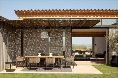 Outdoor Dining Room Sets Decoration (15)