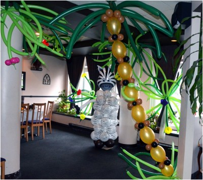Safari Decorations Ideas (14)
