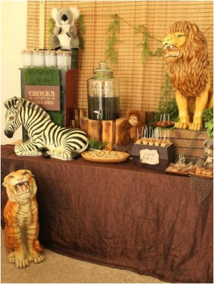 Safari Decorations Ideas (11)