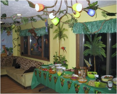 Safari Decorations Ideas (8)