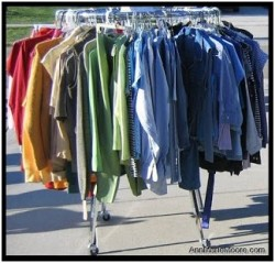 Garage Clothes Sale (10)