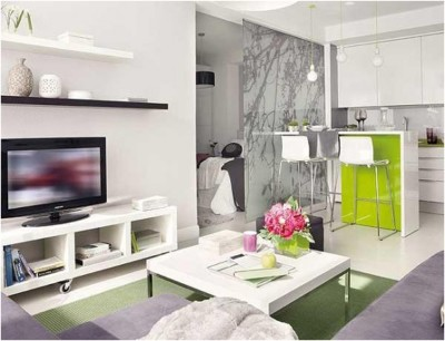 Small Apartment Decor Ideas (4)