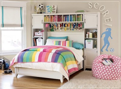 Teenage Girls Bedroom Decorating Ideas (11)
