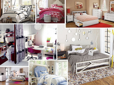 Teenage Girls Bedroom Decorating Ideas (8)