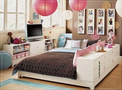 Teenage Girls Bedroom Decorating Ideas (7)