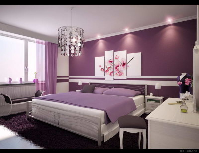 Teenage Girls Bedroom Decorating Ideas (6)