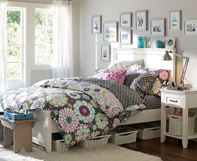 Teenage Girls Bedroom Decorating Ideas (2)