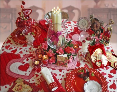 Valentines Day Decorations Ideas (21)
