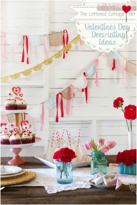 Valentines Day Decorations Ideas (11)