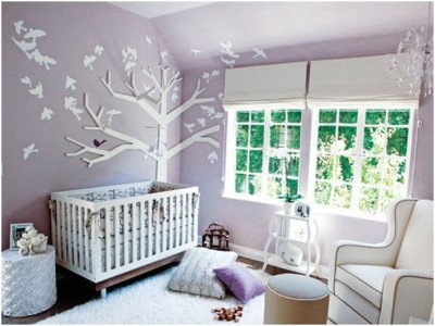 Nursery Wall Decals Ideas (1)