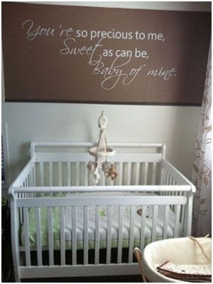 Nursery Wall Decals Ideas (10)