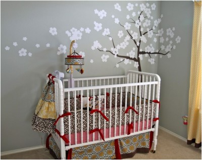 Nursery Wall Decals Ideas (8)