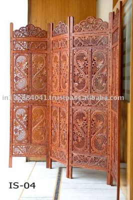 Add Folding Room Dividers (4)