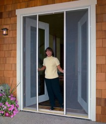 larson retractable screen doors installation instructions