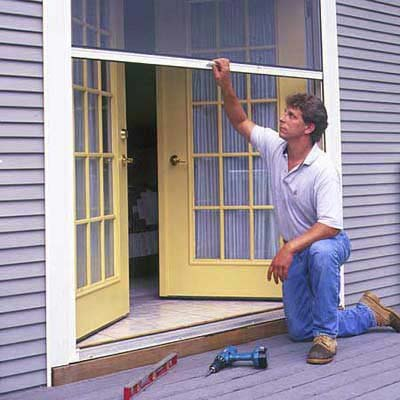 larson retractable screen doors reviews