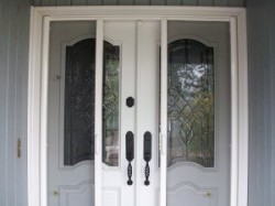 odl retractable screen door parts