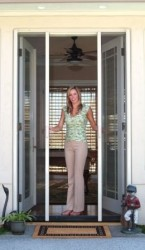 retractable screen doors for french doors
