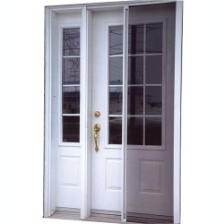 retractable screen doors home depot