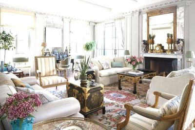 Classic Country Living Room (4)
