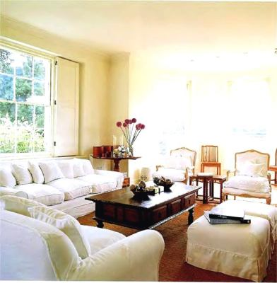 Classic Country Living Room (3)