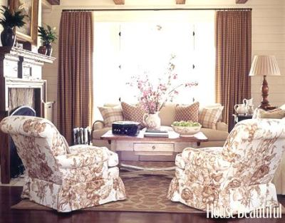 Classic Country Living Room (14)