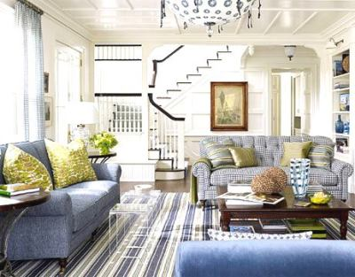 Classic Country Living Room (11)