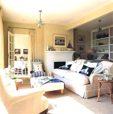 Classic Country Living Room (10)
