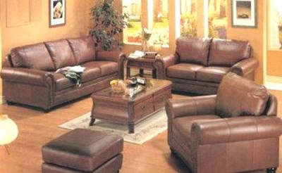 Colors of Living Room Leather Sofa (14)