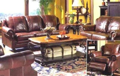 Colors of Living Room Leather Sofa (13)