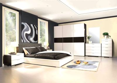 Modern Bedroom Design (22)