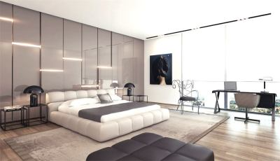 Modern Bedroom Design (12)